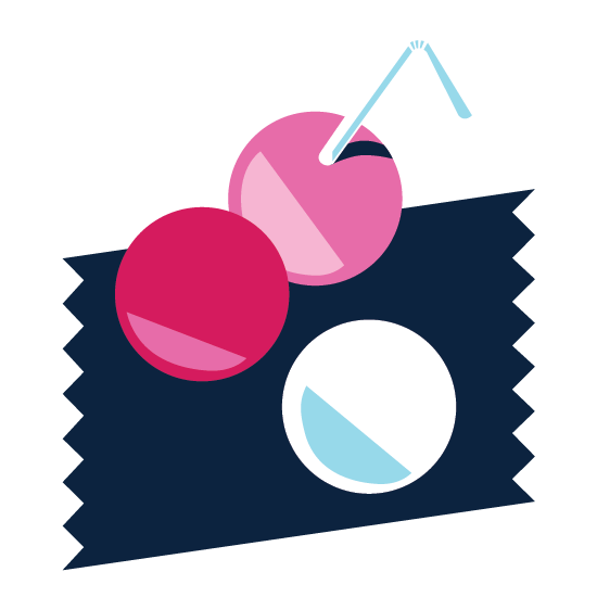 Drink Bubble Gum Icon