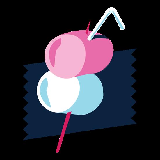 Drink Marshmellow Icon